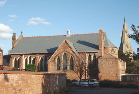 Slate Roof Refurbishment, Baptist Church, Oadby, Leicester