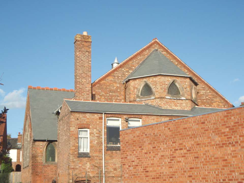 County Roofing Leicester Slate Roof Refurbishment Baptist